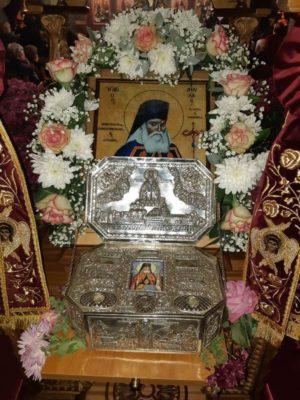 Ο Άγιος Λουκάς Συμφερουπόλεως ο Ιατρός στα Γρεβενά και έναρξη Σχολής Γονέων και Νέων Ζευγαριών