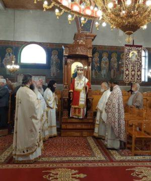 Η Κιβωτός γιόρτασε την Αγία Παρθενομάρτυρα Ελένη την Σινωπίτιδα