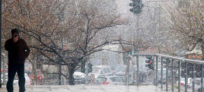 Πού θα χιονίσει παραμονή Χριστουγέννων