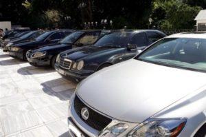 Πότε επιτρέπεται και πότε απαγορεύεται η κίνηση υπηρεσιακών αυτοκινήτων για τους αιρετούς και τους υπαλλήλους της χώρας