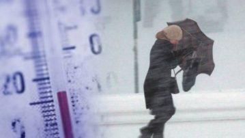 Σάκης Αρναούτογλου: Έρχεται κρύο- Ο καιρός θα έχει σασπένς την επόμενη εβδομάδα (βίντεο)