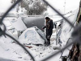 Νέα τραγωδία στον Έβρο: Μετανάστες πάγωσαν από το κρύο και πέθαναν