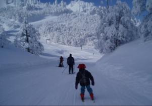 Γρεβενά, τόπος ιδεώδης για χειμερινές εξορμήσεις