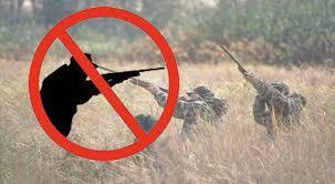 Απαγορεύτηκε το κυνήγι στον Νομό Γρεβενών με απόφαση της Αποκεντρωμένης Διοίκησης Ηπείρου Δυτικής Μακεδονίας