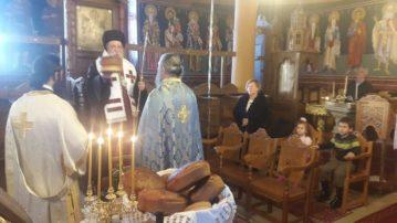 Πανηγυρικοί Εσπερινοί Αγίου Αθανασίου στα Αηδόνια και στο Ελεύθερο Α΄
