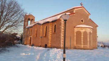 Θεία Λειτουργία στον Ιερό Ναό Αγίου Αθανασίου Ελάτου Γρεβενών