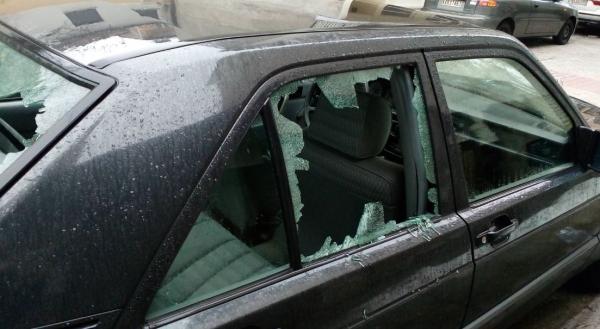 Γρεβενά: Κατέστρεψαν αυτοκίνητο υπαλλήλου της ΔΕΥΑ