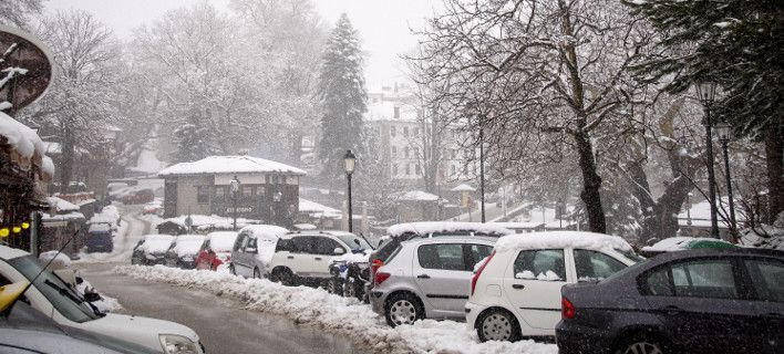 Καλλιάνος: Ερχεται πολικός χιονιάς από Πέμπτη -Δριμύ ψύχος, χιόνια σε Αττική, Θεσσαλονίκη