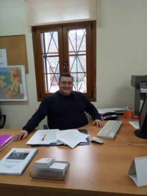 Ο Βασίλης Παντελίδης ως υποψήφιος Περιφερειακός Σύμβουλος της ΠΕ Φλώρινας στις εκλογές