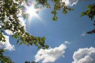 Επιστρέφει το καλοκαίρι – Μικρή άνοδος της θερμοκρασίας