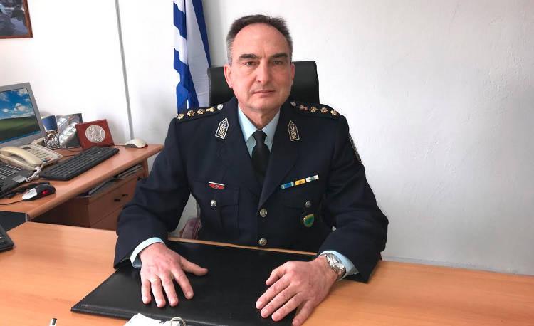 Ανέλαβε καθήκοντα ο νέος Αστυνομικών Διευθυντής Γρεβενών κ. Ζαμπούρας Χρήστος