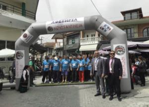 Ξεκίνησαν οι εγγραφές για το Πανελλήνιο Πρωτάθλημα Ορεινού Δρόμου και τους αγώνες «Κωνσταντίνεια» 2019