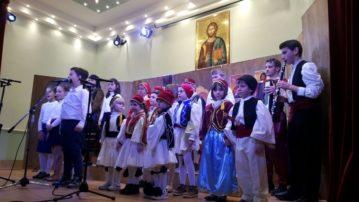 Με τιμή και μνήμη ο εορτασμός της 25ης Μαρτίου από τα παιδιά της Μητροπόλεως Γρεβενών