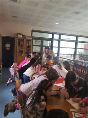 ΔΗΚΕΒΙ Γρεβενών: Επίσκεψη σχολείου