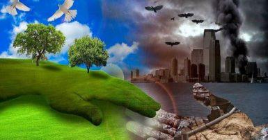 Είκοσι βήματα περιβαλλοντικής συνείδησης