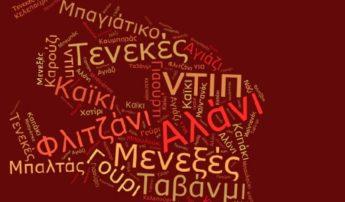 Διαβάστε 220 λέξεις τουρκικής προέλευσης που χρησιμοποιούμε
