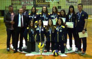 Γρεβενά: Η απονομή του κυπέλλου και των μεταλλίων στη γυναικεία ομάδα του Συλλόγου Αστέρα Γρεβενών (Βίντεο – Φωτογραφίες)