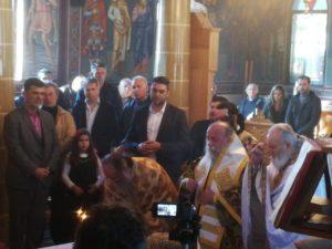Κυριακή της Σταυροπροσκυνήσεως στον Βατόλακκο Γρεβενών