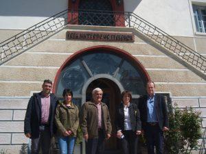 Γρεβενά: Επίσκεψη της κ. Ζεμπιλιάδου στον Μητροπολίτη Γρεβενών (Βίντεο – Φωτογραφίες)
