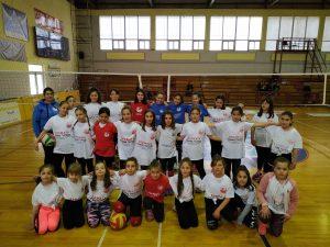Μια ημέρα φιλίας και βόλεϊ από τον Γυμναστικό Σύλλογο Γρεβενών
