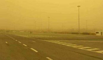Σημαντική μεταφορά αφρικανικής σκόνης κατά τη διάρκεια της Μεγάλης Εβδομάδας