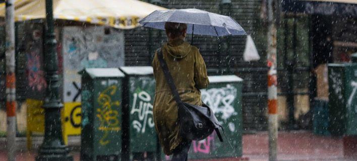 Ερχονται βροχές, καταιγίδες, σκόνη -Πότε χαλάει ξανά ο καιρός