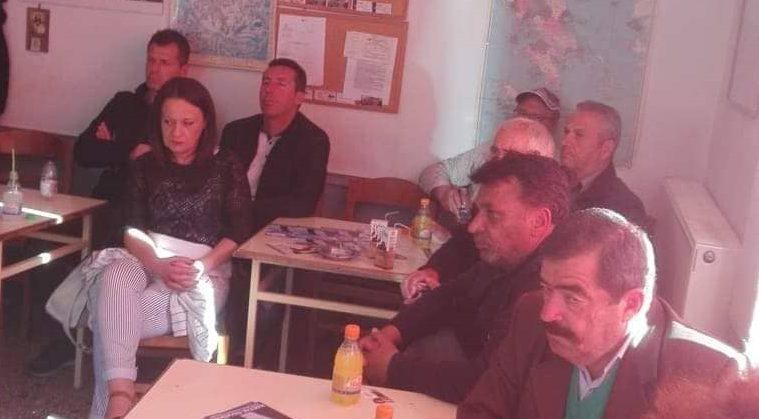 Επισκέψεις του υποψηφίου Δημάρχου Γρεβενών Κώστα Παλάσκα και αντιπροσωπείας υποψηφίων δημοτικών συμβούλων σε Κοινότητες της Δ.Ε. Βεντζίου
