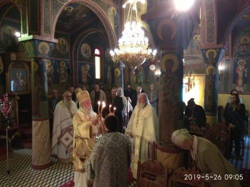 Κυριακή της Σαμαρείτιδος στην Αγία Παρασκευή Γρεβενών