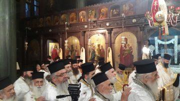 Τα Γρεβενά γιόρτασαν με λαμπρότητα τον Πολιούχο τους Άγιο Αχίλλιο