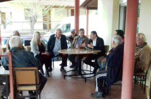 Επισκέψεις του Υποψηφίου Δημάρχου Γρεβενών Δημοσθένη Κουπτσίδη σε Τοπικές Κοινότητες του Δήμου Γρεβενών