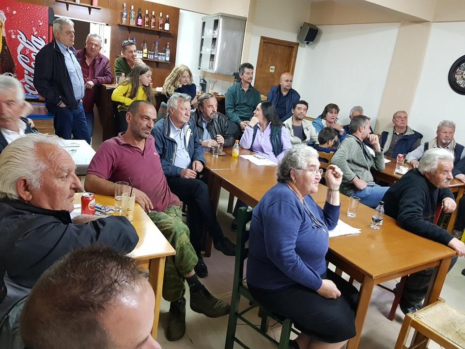 Γρεβενά- Δήμος Για Όλους:Επισκέψεις του υποψηφίου Δημάρχου Γιάννη Κ.Παπαδόπουλου στα χωριά Οροπέδιο – Άγ.Κοσμά – Κυδωνιές – Μέγαρο (Φωτογραφίες)