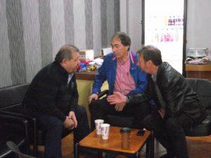 Ο π.Δήμαρχος Βεντζίων, γιατρός Νίκος Μασμανίδης στηρίζει τον συνδυασμό«Δήμος για Όλους»