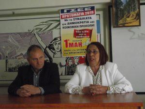 Τα Γρεβενά επισκέφθηκε η υποψήφια Ευρωβουλευτής του ΚΙΝΑΛ Άσπα Γοσπονδίνη