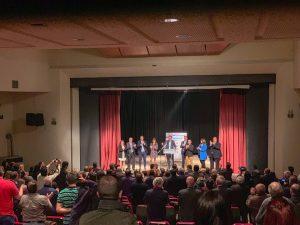 Πραγματοποιήθηκε η κεντρική ομιλία του υπ.Περιφερειάρχη Δυτικής Μακεδονίας Γιώργου Κασαπίδη στα Γρεβενά