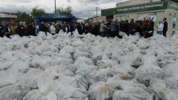 Κέντρο ανακύκλωσης και πλώρη για ρεκόρ Γκίνες στα Γιάννινα!