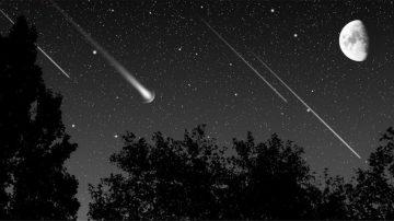 Πεφταστέρια απόψε Δευτέρα – Οι Υδροχοΐδες του κομήτη του Χάλεϊ