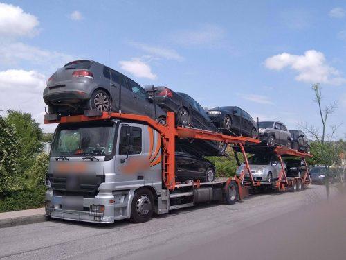 Συνελήφθη 49χρονος αλλοδαπός σε περιοχή της Κοζάνης για παράνομη μεταφορά Ι.Χ.Ε αυτοκινήτων