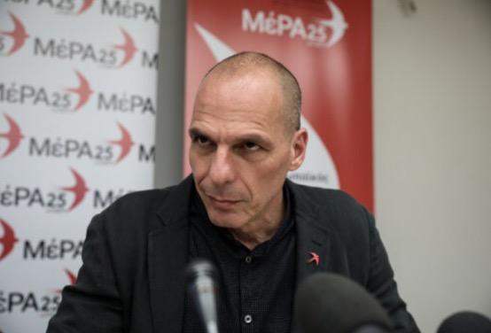 Τα πρώτα ονόματα με το κόμμα «ΜέΡΑ25» του Γιάνη Βαρουφάκη σε Κοζάνη, Γρεβενά και Φλώρινα
