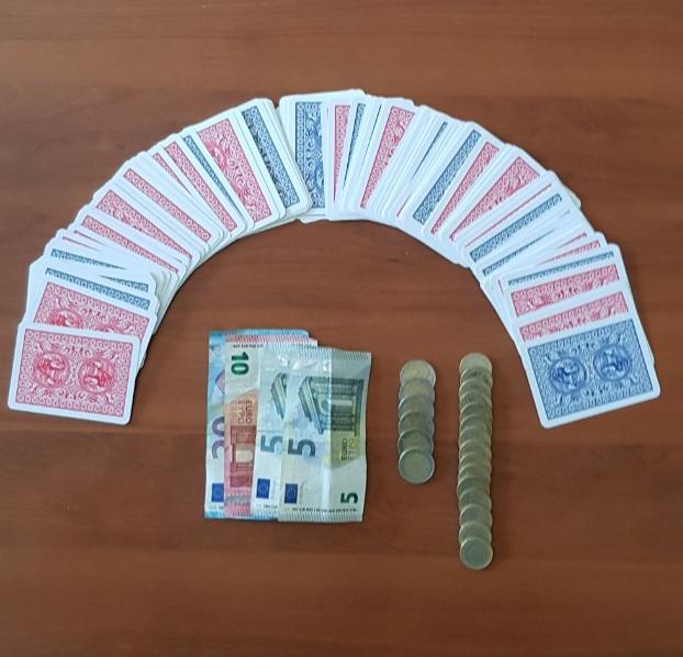 Γρεβενά: Σύλληψη δυο ατόμων σε κατάστημα για διενέργεια παράνομου τυχερού παιγνίου