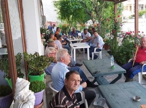 Επισκέψεις του υπ. βουλευτή Γρεβενών της Ν.Δ. Θανάση Σταυρόπουλου σε κοινότητες των Γρεβενών