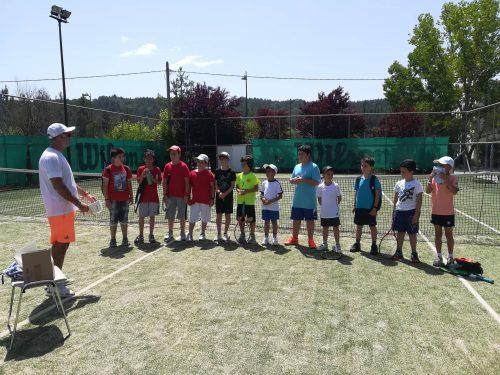 4ο Ενωσιακό Προπαιδικό Τουρνουά Τένις στα Γρεβενά