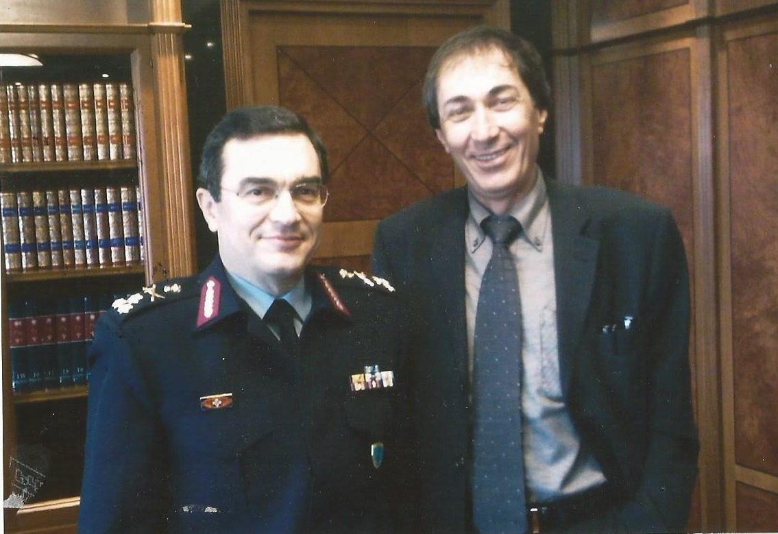 Ο Μιχάλης Χρυσοχοΐδης και ο Λευτέρης Οικονόμου επιστρέφουν στο Υπουργείο Προστασίας του Πολίτη