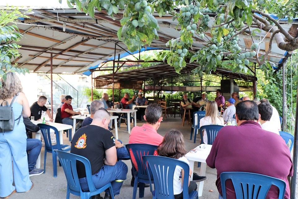 Επισκέψεις του υπ.Βουλευτή Γρεβενών της ΝΔ Ανδρέα Πάτση σε τοπικές κοινότητες των Γρεβενών