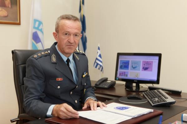 Ανέλαβε υπηρεσία στην Αστυνομική Διεύθυνση Κοζάνης, ο νέος Αστυνομικός Διευθυντής Σπυρίδων Διόγκαρης