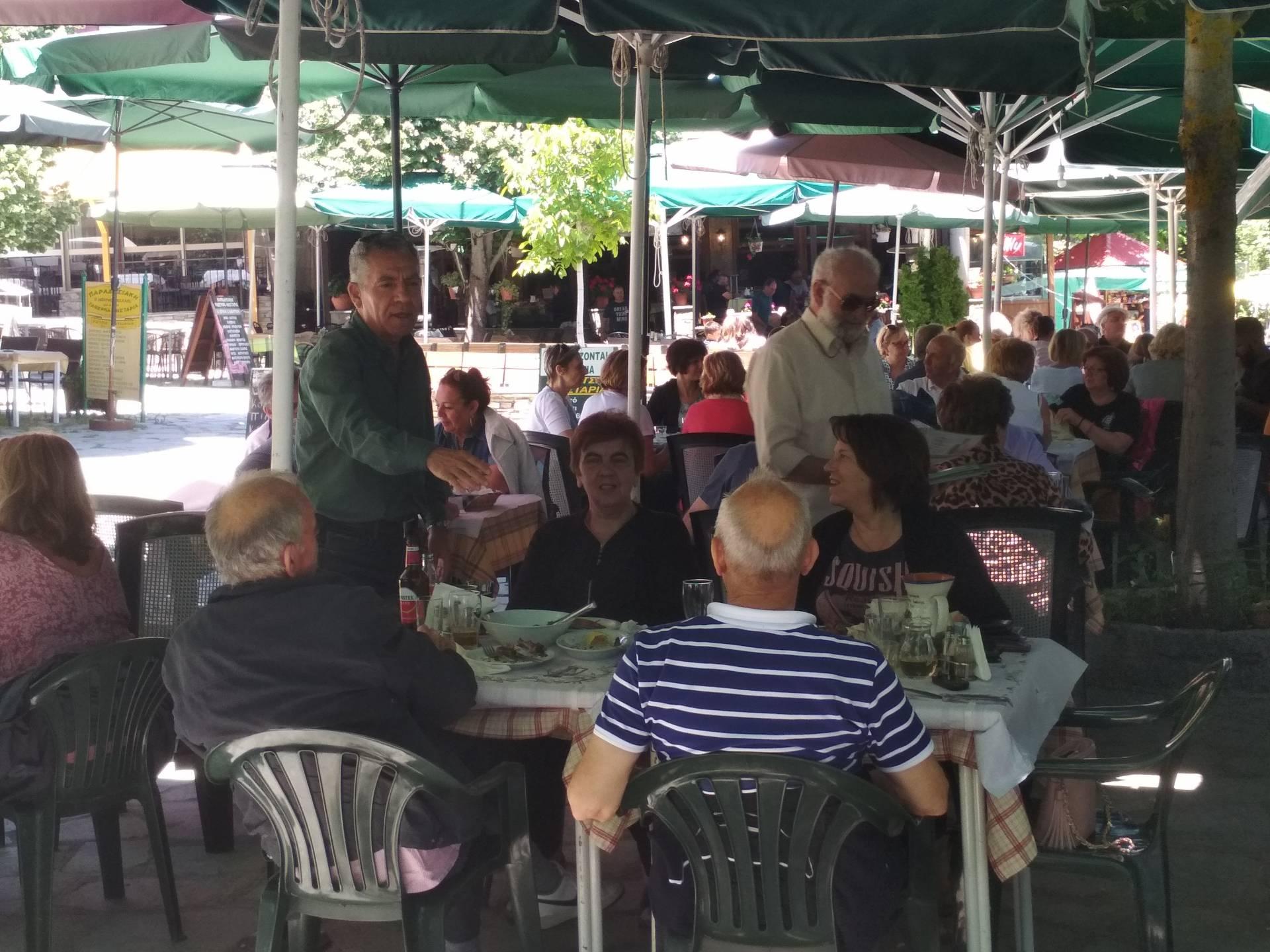 Επισκέψεις του υπ.Βουλευτή Γρεβενών του ΚΙΝ.ΑΛ. Βασίλη Γκαλογιάννη σε τοπικές κοινότητες των Γρεβενών