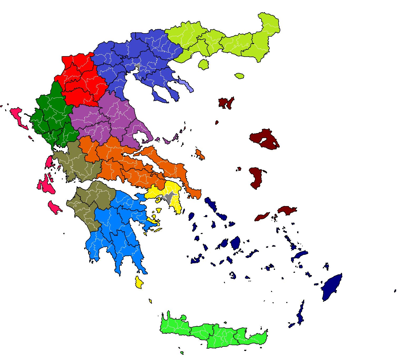 Πως θα κυβερνηθούν δήμοι και περιφέρειες-Συγχωνεύονται και καταργούνται οι συνεργαζόμενοι συνδυασμοί