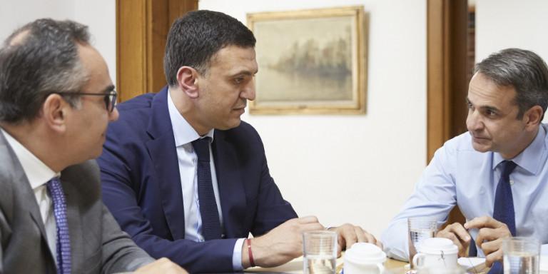 Βασίλης Κικίλιας:Τι είπε για τα σχέδια του υπουργείου για τα νοσοκομεία