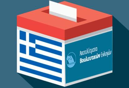 Ο χάρτης της αποχής των εκλογών – Ποιες περιοχές είχαν το μεγαλύτερο ποσοστό