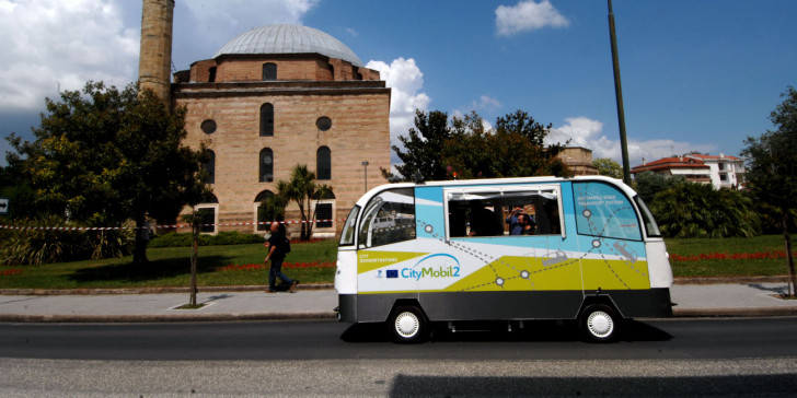 Τρίκαλα: Επιστρέφει το λεωφορείο χωρίς οδηγό -Από Σεπτέμβρη ξεκινούν δύο αστικές γραμμές στη πόλη