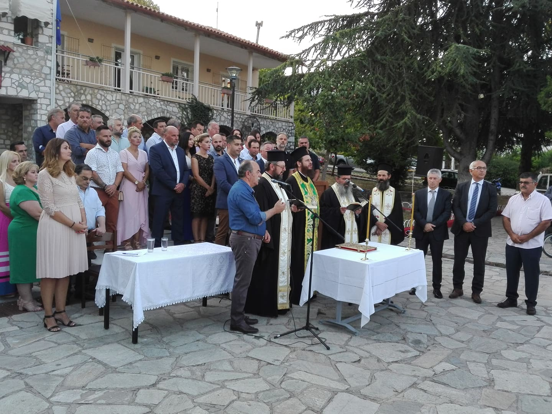 Ορκίστηκε η νέα δημοτική αρχή του Δήμου Δεσκάτης